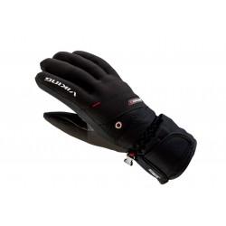 Rękawice narciarskie VIKING TORIN 7 czarne