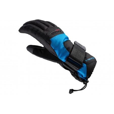 Rękawice narciarskie VIKING TREX 9 czarno-niebieskie