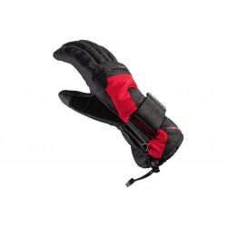 Rękawice narciarskie VIKING TREX 8 czarno-czerwone