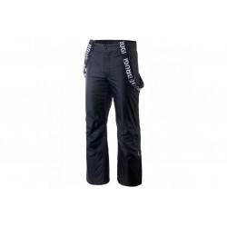 Spodnie narciarskie BRUGI 4AP4 męskie XXL czarne 500 black