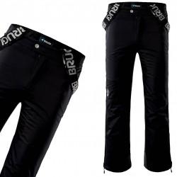 Spodnie narciarskie BRUGI 4AIW męskie XL czarne