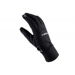 Rękawice narciarskie VIKING HORTEN MULTIFUNCTION czarne 9