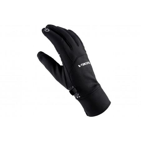 Rękawice narciarskie VIKING HORTEN MULTIFUNCTION czarne 6