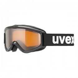 GOGLE DZIECIĘCE UVEX SPEEDY PRO CZARNE S2 UV