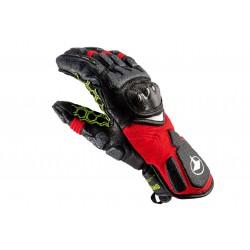 Rękawice narciarskie VIKING SPECTRUM RACING czarno-czerwone 8