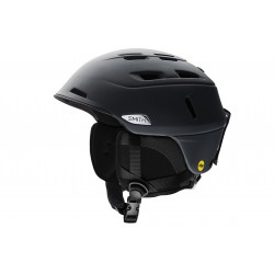 Kask narciarski SMITH CAMBER MATTE BLACK 55-59