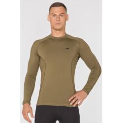 Koszulka termoaktywna ROUGH RADICAL FURY ARMY LS khaki XL