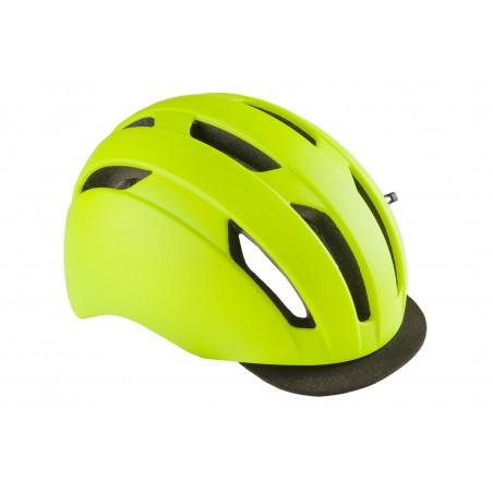 Kask KELLYS TOWN CAP  S/M neon lime