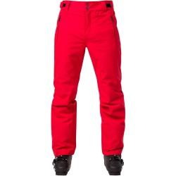 Spodnie narciarskie ROSSIGNOL RAPIDE PANT czerwone XL