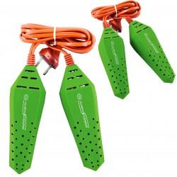 Suszarka do butów ELEKTROWARM SB-6 z wentylatorem zielona