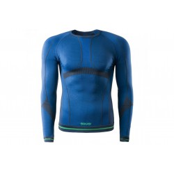 Koszulka termoaktywna BRUGI męska 4RAT S/M niebieska NWZ