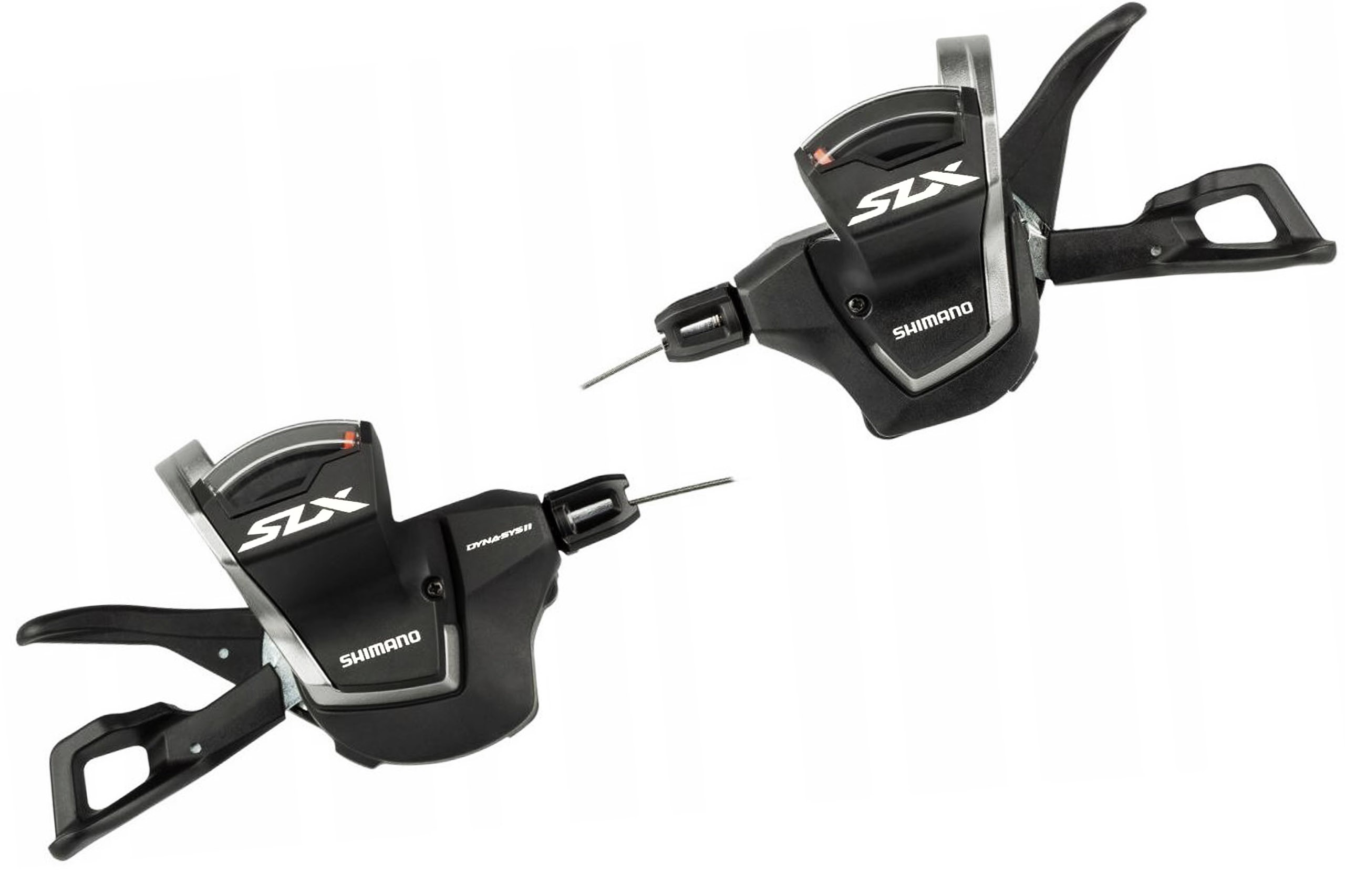 Dźwignie przerzutki Shimano SLX SL-M7000 2/3 x 11 left+right