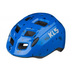 Kask dziecięcy KELLYS ZIGZAG niebieski XS 45-49cm /blue/