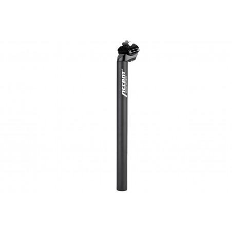 Wspornik siodła ACCENT SP-252 27,0mm/350mm czarny piaskowany