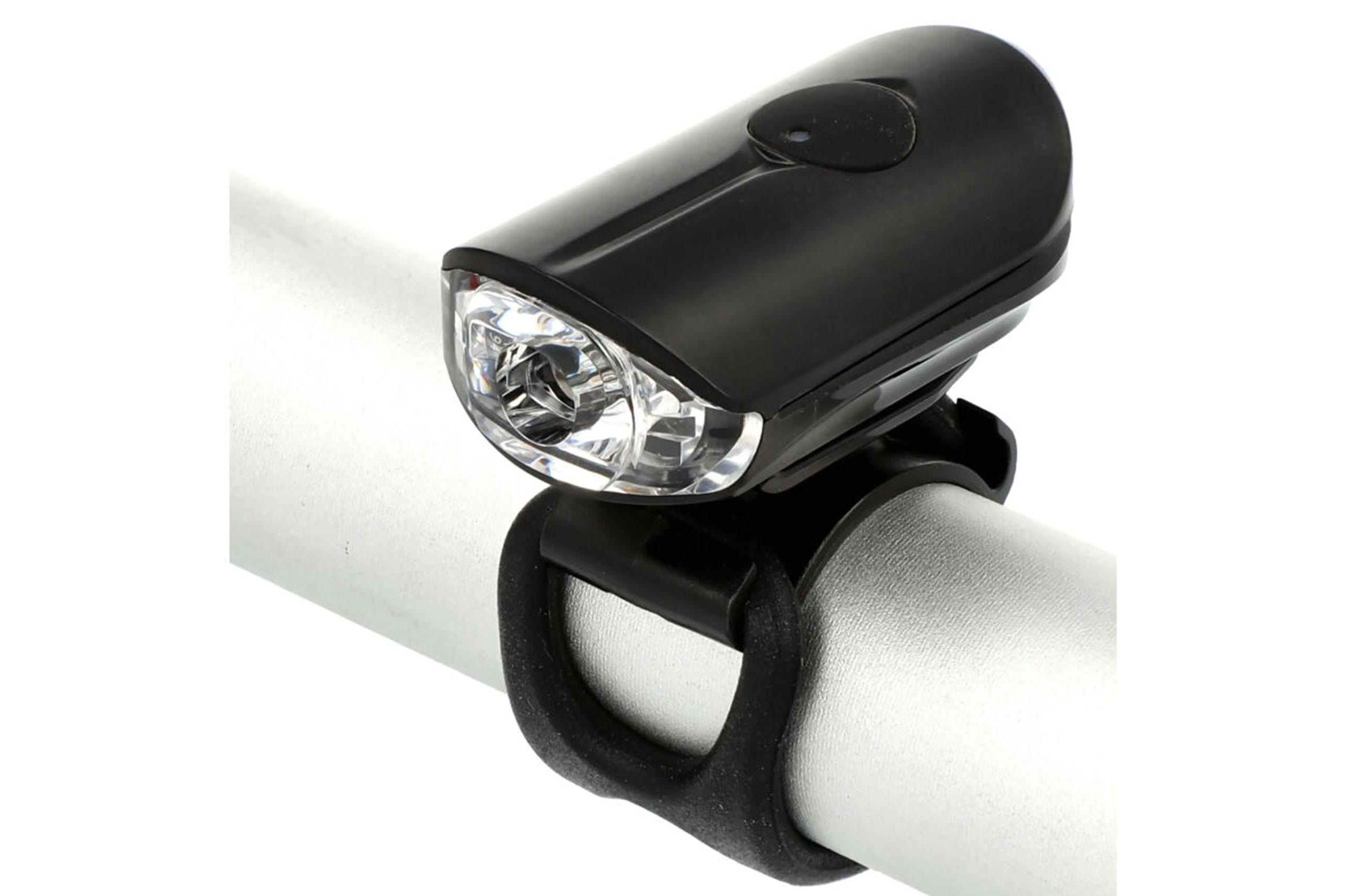 Lampa przednia /akumulator/ MERIDA USB czarna