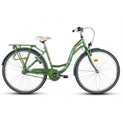 "Rower 28"" VELLBERG CityLine TORPEDO zielony"