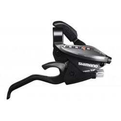 Dźwignie zespolone SHIMANO ST-EF510 ALTUS - 3x9 czarne