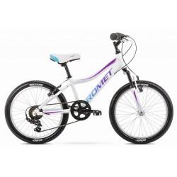 Rower 20 ROMET JOLENE KID 2 biało-niebieski