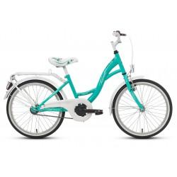 Rower 20 KANDS DIANA VELO miętowo-biały poł.