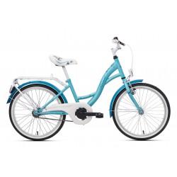 Rower 20 KANDS DIANA VELO błękit-niebieski mat