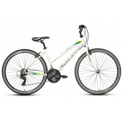 """Rower 28"""" KANDS ENERGY STV-700 Tourney D biało-zielony 17"""""""