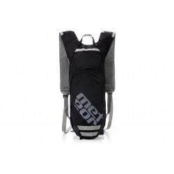 Plecak rowerowy 2,5L METEOR TURANO pod bukłak czarny