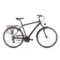 Rower 28 ROMET WAGANT 1 czarno-pomarańczowy