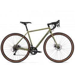 Rower 28 KROSS ESKER 4.0 gravel M khaki stal. 2020