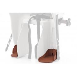 Podnóżek stopy do fotelika SANBAS ELIBAS brązowy L+P