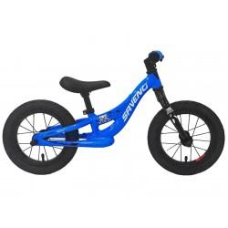 Rower biegowy 12 SAVENO NIKO alum. niebieski