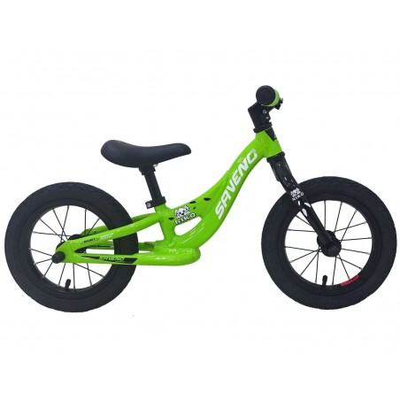 Rower biegowy 12 SAVENO NIKO alum. zielony