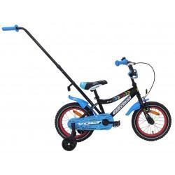 Rower 18'' SAVENO VOLT czarno czerwono niebieski 2020