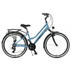 "Rower 26 KANDS VENUS PRO CTB AM alu. 15"" niebieski"