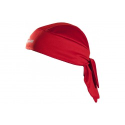 Chustka kolarska ROGELLI BANDANA czerwona