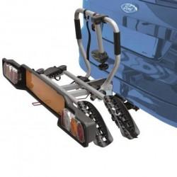 Bagażnik samochodowy na 2 rowery, na hak, Peruzzo Siena 2R, stały (listwa ze światłami)