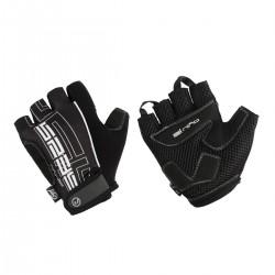 Rękawiczki ACCENT EL NINO czarno-białe M